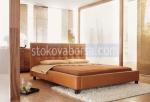 луксозно оранжево легло Chesterfield