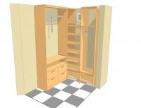 магазины  гардеробы для дома