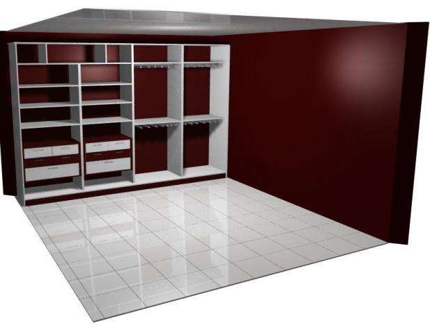 реализация   меблирование мебелью на заказ для гардеробных